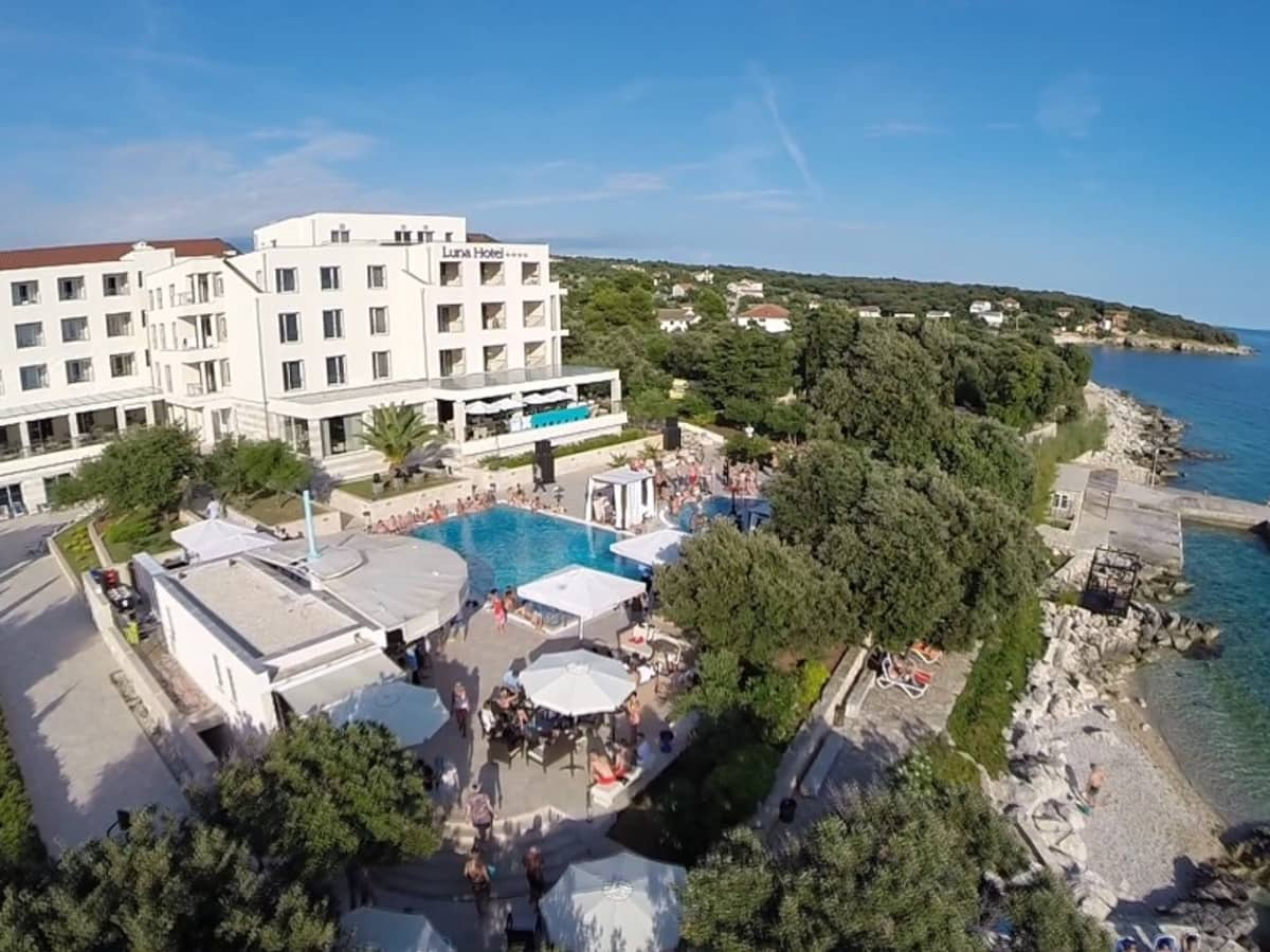 Hotel Luna Island