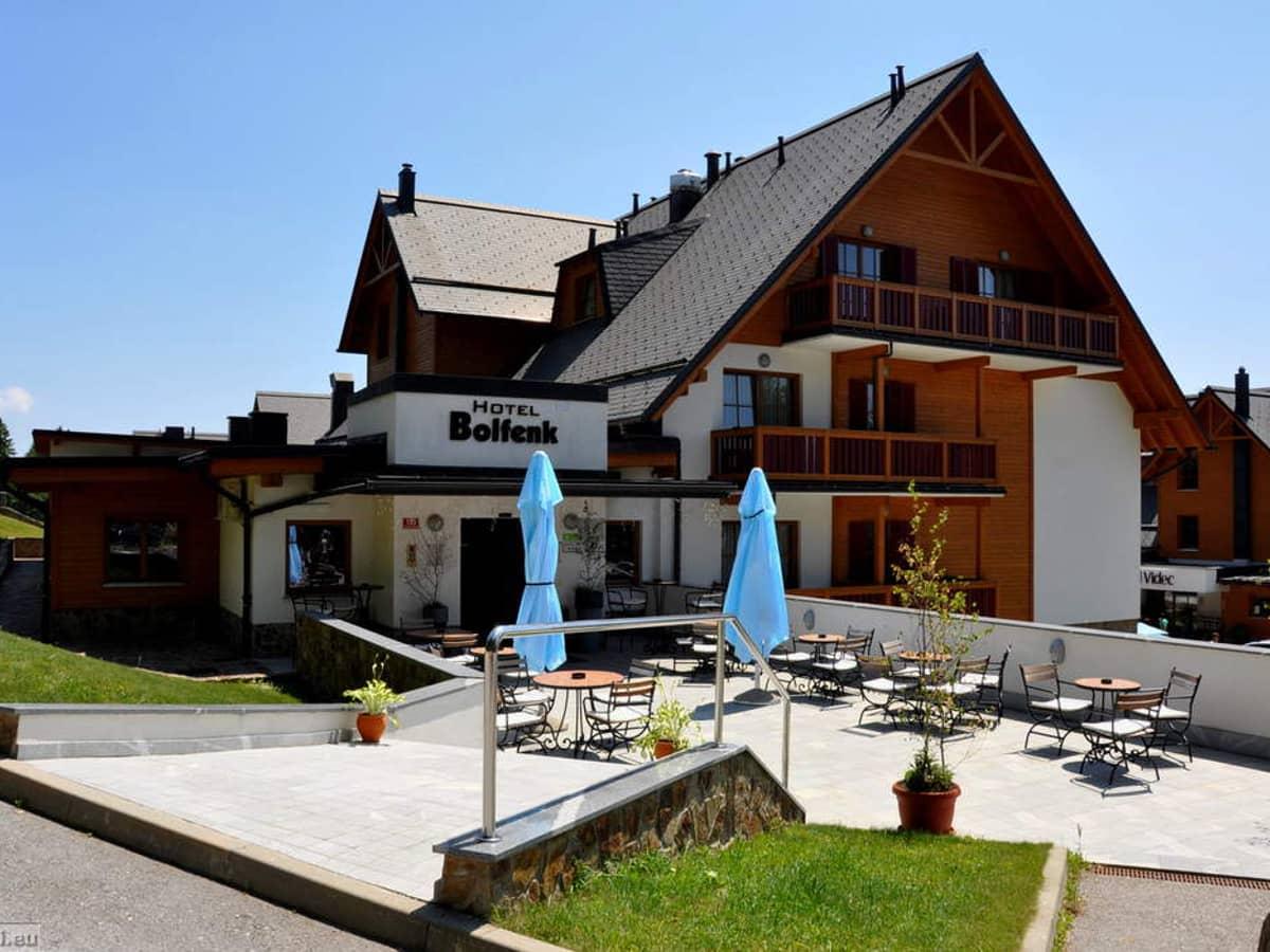 Hotel Bolfenk