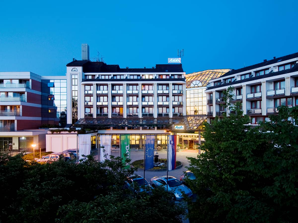 Hotel Ajda 4*